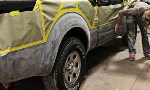 you truck coating ecpert in chickasha